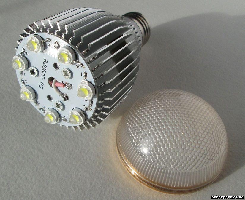 устройство драйвера в светодиодной продукции